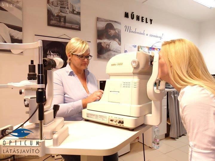 ... Kontaktlencse alkalmassági vizsgálat az Opticum Látásjavító  Szemvizsgáló szalonban 0570b5cec7